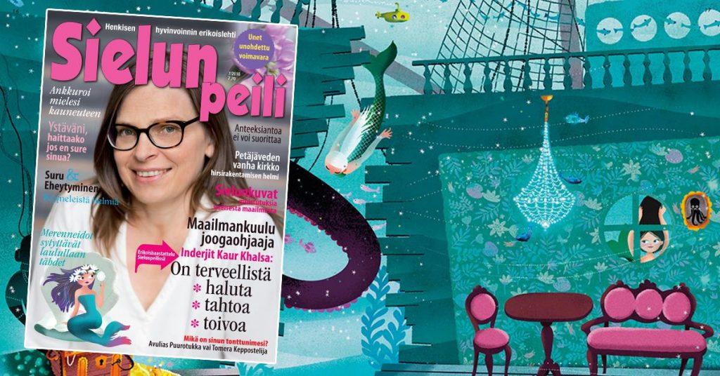 Sielun Peili 2018 lehti